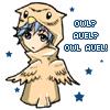 現実逃避: owl auel