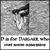 D is for Daegaer by rymenhild