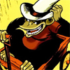 Diary of an Ass Monkey: comics: cowboy monkey