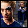 seftiri: seven of nine