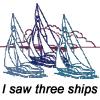 zvi LikesTV: I saw three ships
