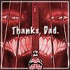(k) thanks dad
