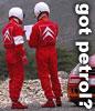 SnarkyLlama: WRC - got petrol?