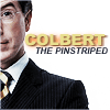 Colbert the Pinstriped (by nerdork)