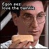 Egon twinkie by elke_tanzer