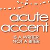 acuteaccent userpic