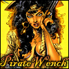 pirate wench!