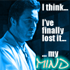 the oncoming whirlwind: sga: beckett - lost mind