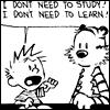 i teach sunday school, motherfucker.: I don't need to study! by dropsofsunshin