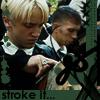Draco..Stroke it.