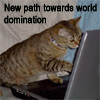 Mizarchivist: Kitty takes over world