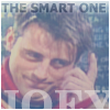 very smart Joey