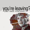 can i have your bike?