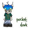 cindy: pocket dork!