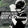 bush hates rangers