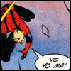 oh badger., insane superhero love