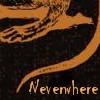 Neverwhere in sepia