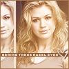 Kelly Clarkson's Hazel Eyes