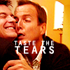 You punched a lady bee!: ad - taste the brotherly tears