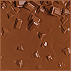 Flowing chocolate