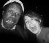 me & larry!!!