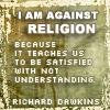 LLL's Heartfelt Wish: Against Religion