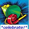 Celebrate! Made by me.