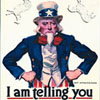Uncle Sam WWII - by pear_icons