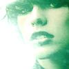 milla jovovich / green