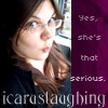 icaruslaughing userpic