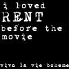 Rent Love