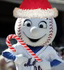 Mr. Met - Christmas