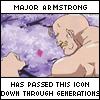 Owl exterminator extraordinare: Armstrong