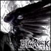 The Archangel Maja: black wings