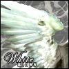 The Archangel Maja: white wings