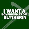 boyfriend from slytherin