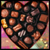 woman_of_: Chocolate heart