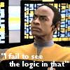 not logical
