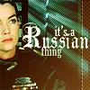 Vanzetti: A Russian Thing