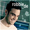 Robbie Williams auf deutsch