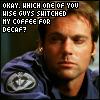 Amireal: Daniel sans Coffee