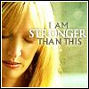 Laura: stronger donna- memento1