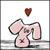Dana: [bunny] love
