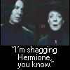 rayvyn2k: Shagging Hermione