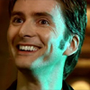 10th Doctor teeth