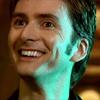 10th Doctor teeth