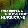The Archangel Maja: crossfire hurricane