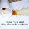 Meredith: Coffee disturbance