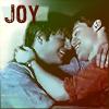 flamencanyc: Joy - nuzzle smile