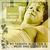 Tea: archie - didn't die